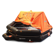 Throw-Overboard Inflatable Life Raft