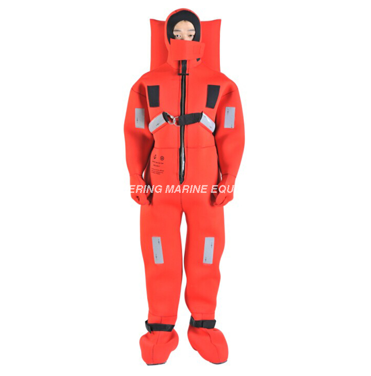 Thermal Insulation Immersion Suit