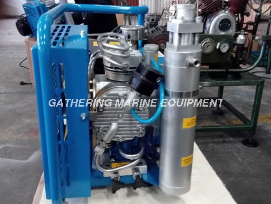 High pressure Air Compressor For SCBA EEBD Air Refilling